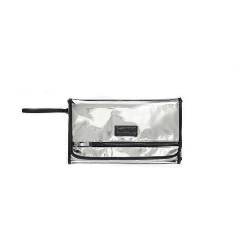 Tiba + Marl Etta Changing Clutch - Mirrored