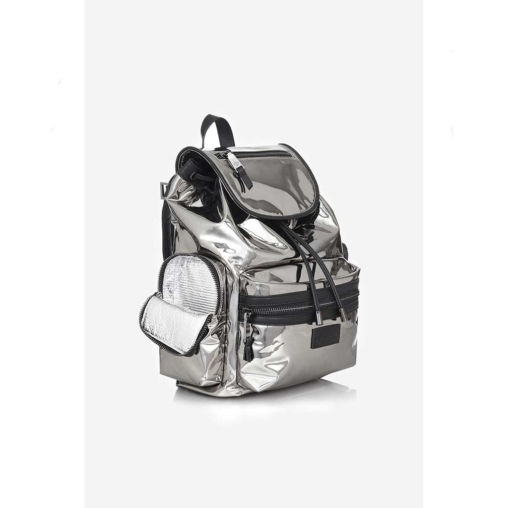 Tiba + Marl Kaspar Backpack - Mirrored-Changing Bags- Natural Baby Shower