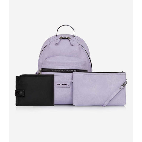 Tiba + Marl Miller Backpack - Lilac 5