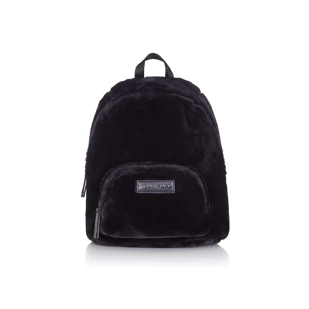 Tiba + Marl Mini Elwood Kids Backpack - Fur-Children's Bags-Fur- Natural Baby Shower