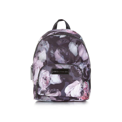 Tiba + Marl Mini Elwood Kids Backpack - Goth Floral