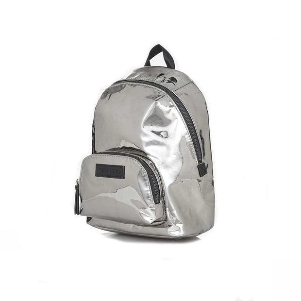 Tiba + Marl Mini Elwood Kids Backpack - Mirrored-Children's Bags-Mirrored- Natural Baby Shower