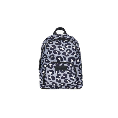 Tiba + Marl Mini Elwood Kids Backpack - Mono Leopard-Children's Bags- Natural Baby Shower