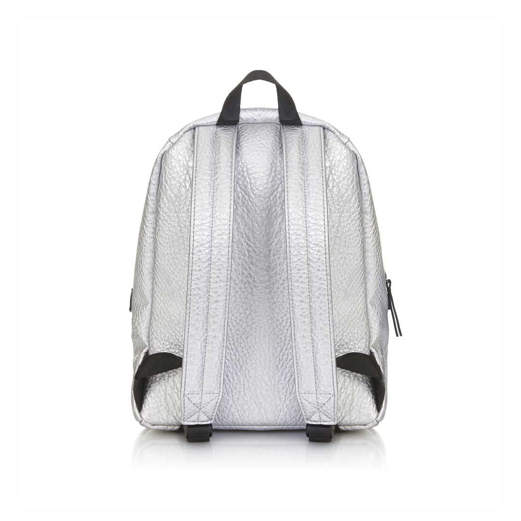 Tiba + Marl Mini Elwood Kids Backpack - Silver-Children's Bags-Silver- Natural Baby Shower