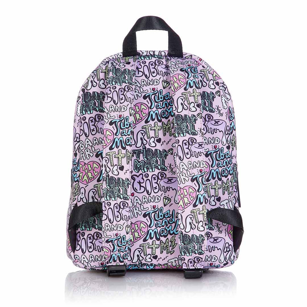 Tiba + Marl Mini Elwood Kids Backpack - Tiba Boom-Children's Bags-Tiba Boom- Natural Baby Shower