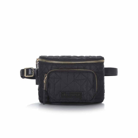 Tiba + Marl Delphine Bum Bag in Black