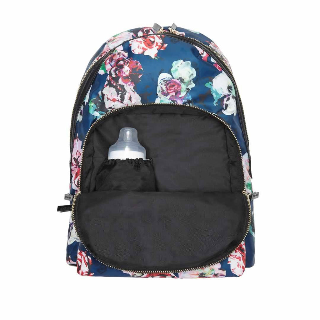 Tiba + Marl Elwood Backpack - Floral Zip