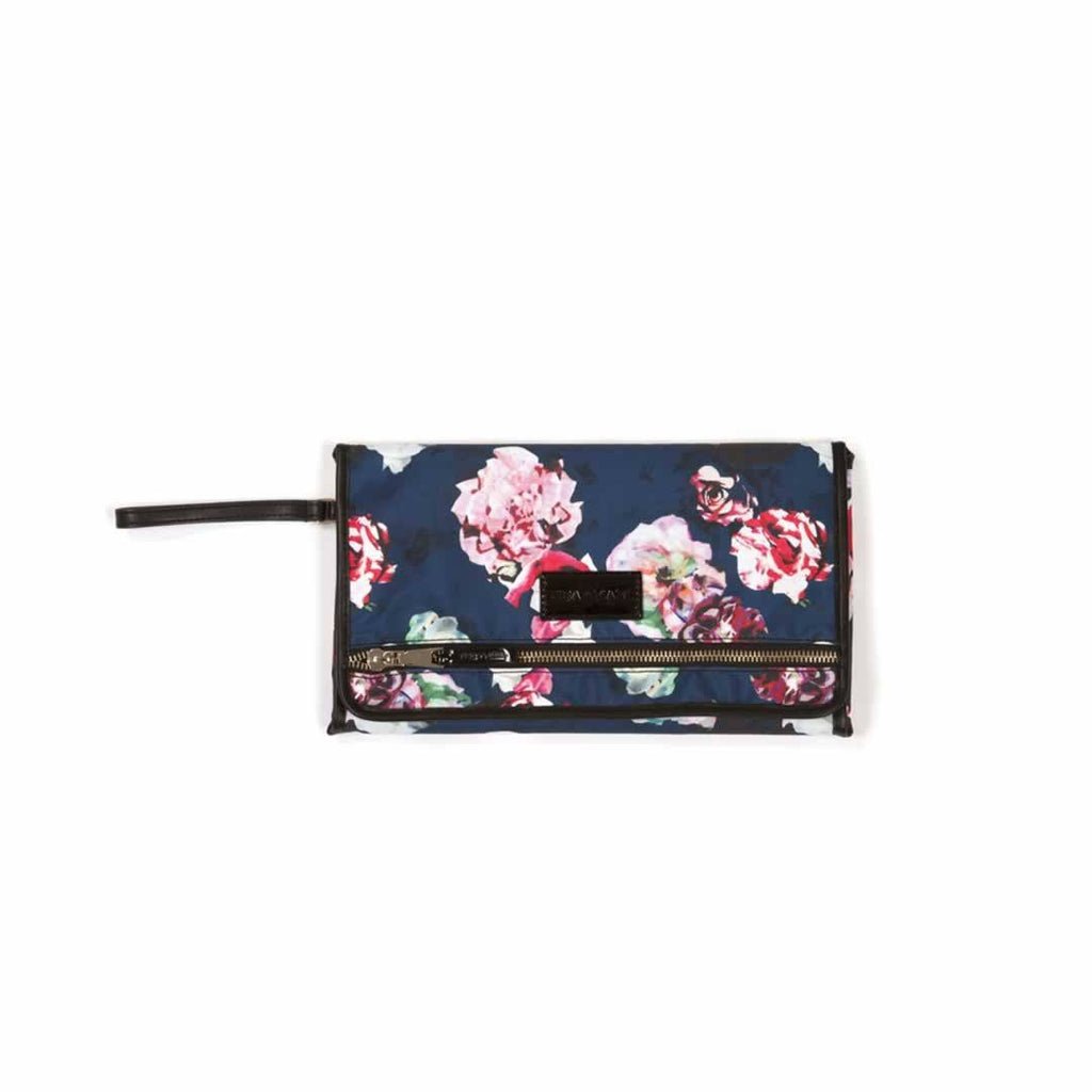 Tiba + Marl Etta Changing Clutch Bag in Floral