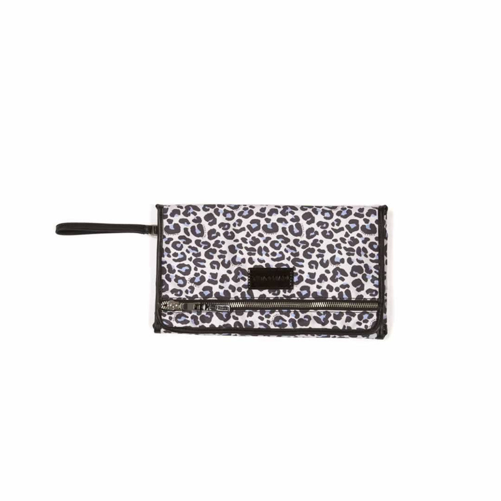 Tiba + Marl Etta Changing Clutch - Leopard - Changing Bags - Natural Baby Shower