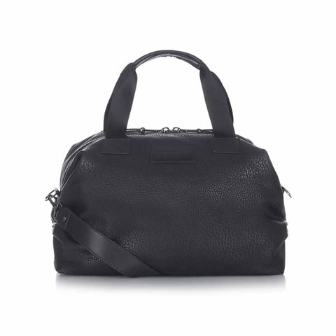 Tiba + Marl Mini Raf Holdall in Black