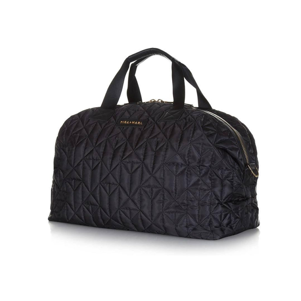 Tiba + Marl Raf Holdall - Black Side