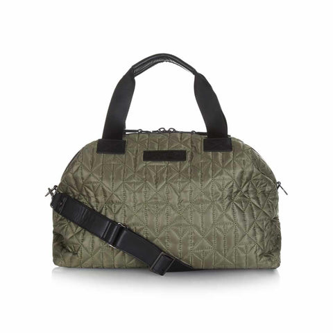 Tiba + Marl Raf Holdall - Khaki - Changing Bags - Natural Baby Shower
