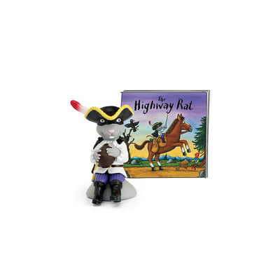Tonies - Highway Rat-Play Set Characters- Natural Baby Shower