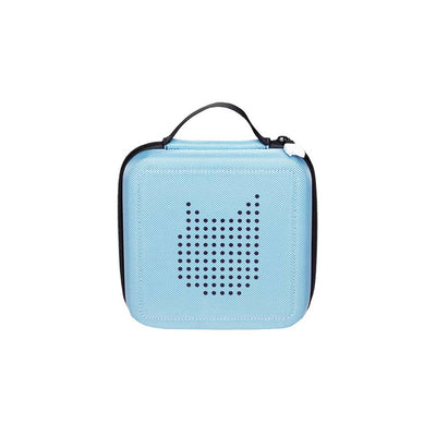 Tonies Carrier - Light Blue-Play Set Accessories- Natural Baby Shower