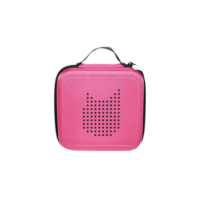 Tonies Carrier - Pink-Play Set Accessories- Natural Baby Shower