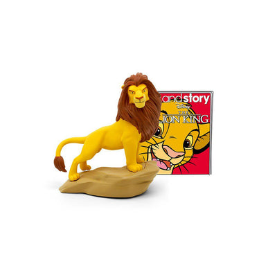 Tonies Disney - Lion King-Play Set Characters- Natural Baby Shower