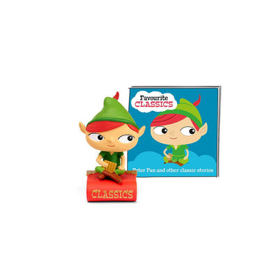 Tonies Favourite Classics - Peter Pan-Play Set Characters- Natural Baby Shower