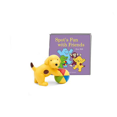 Tonies Fun with Spot - Spot's Fun with Friends-Play Set Characters- Natural Baby Shower