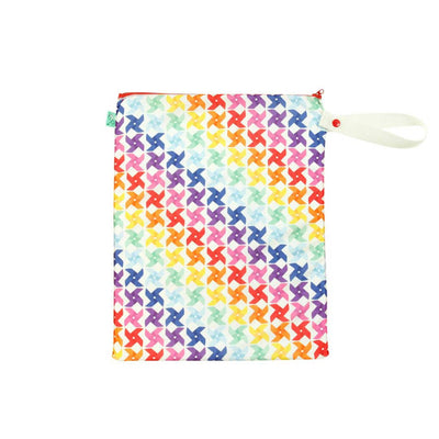 TotsBots Bag Pul - Whirl-Nappy Laundry & Storage- Natural Baby Shower