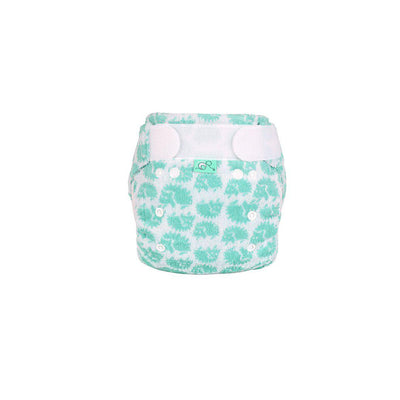 TotsBots Bamboozle Stretch Nappy - Hedgehug-Nappies- Natural Baby Shower