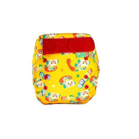 TotsBots Easyfit Star Nappy - Chatterbots-Nappies-Chatterbots- Natural Baby Shower