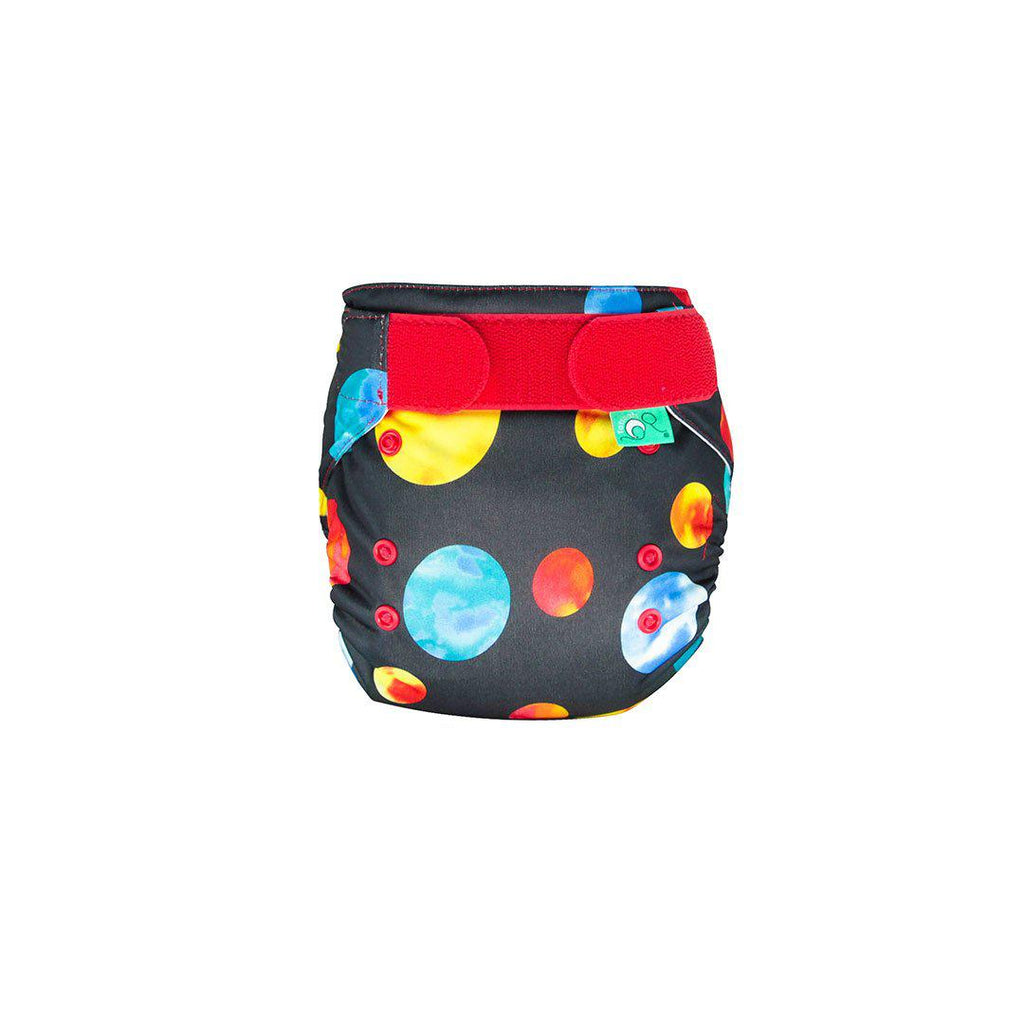 TotsBots PeeNut Wrap - Cosmic-Nappy Wraps- Natural Baby Shower
