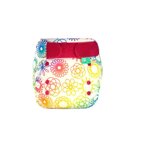 TotsBots Easyfit Star Nappy - Doodlebum-Nappies-Doodlebum- Natural Baby Shower