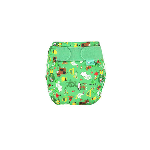 TotsBots Easyfit Star Nappy - Jack and the Beanstalk-Nappies-Jack and the Beanstalk- Natural Baby Shower