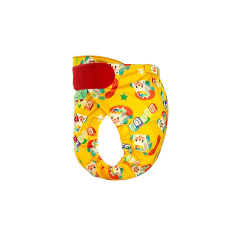 TotsBots PeeNut Wrap - Chatterbots-Nappy Wraps- Natural Baby Shower