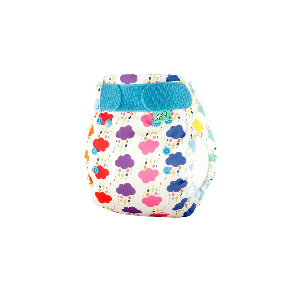 TotsBots PeeNut Wrap - Rumble-Nappy Wraps- Natural Baby Shower