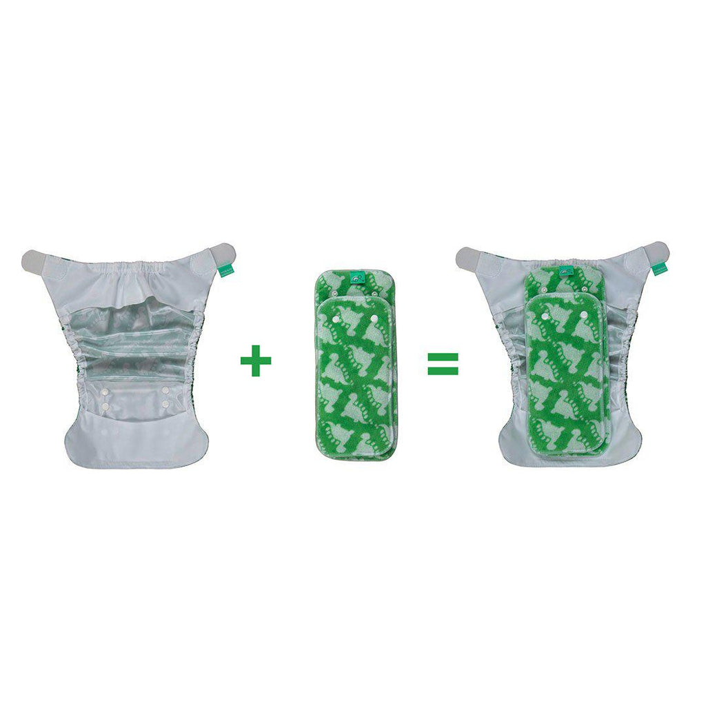 TotsBots PeeNut Pad - Roar-Nappy Pads & Liners- Natural Baby Shower