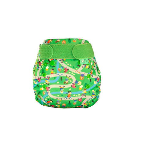 TotsBots PeeNut Wrap - Ride & Shine-Nappy Wraps- Natural Baby Shower