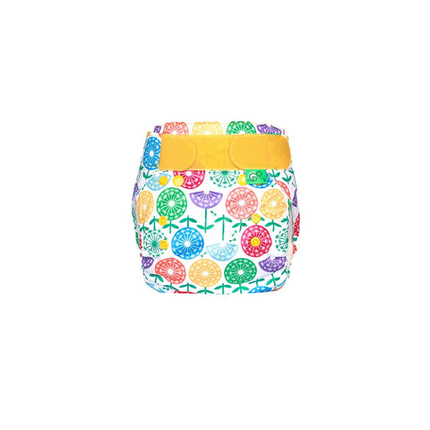 TotsBots PeeNut Wrap - Dandy-Nappy Wraps- Natural Baby Shower