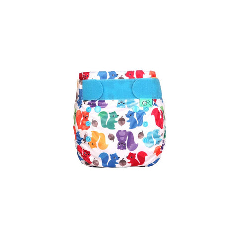 TotsBots PeeNut Wrap - Nutty-Nappy Wraps- Natural Baby Shower