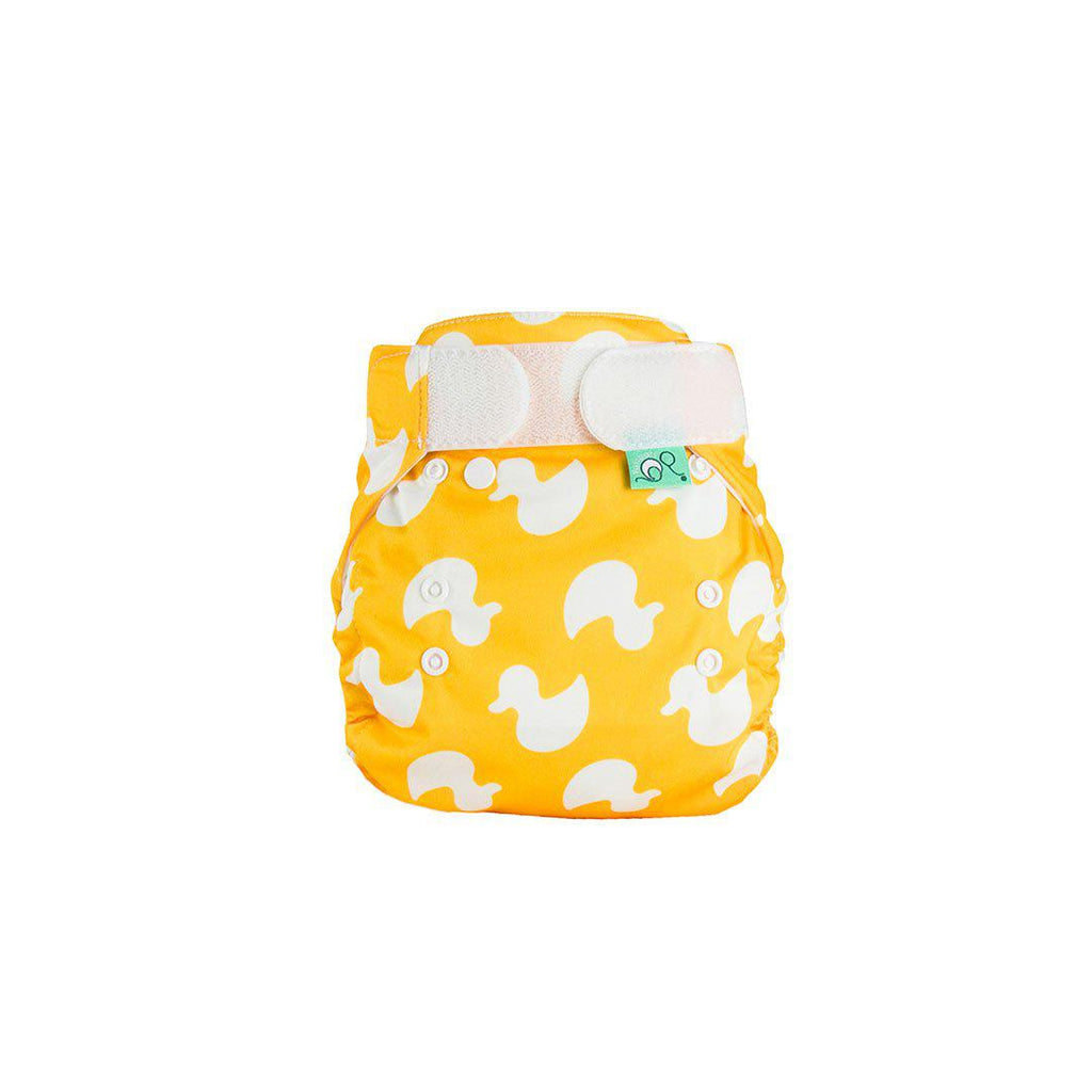 TotsBots PeeNut Wrap - Waddle-Nappy Wraps- Natural Baby Shower