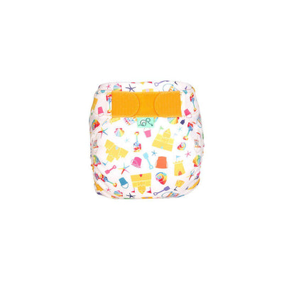 TotsBots Swim Nappy - Funshine-Swim Nappies- Natural Baby Shower