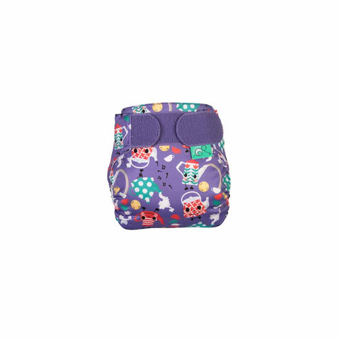 TotsBots Teenyfit Star Nappy - I'm a Little Tea Pot-Nappies-Five Little Speckled Frogs- Natural Baby Shower
