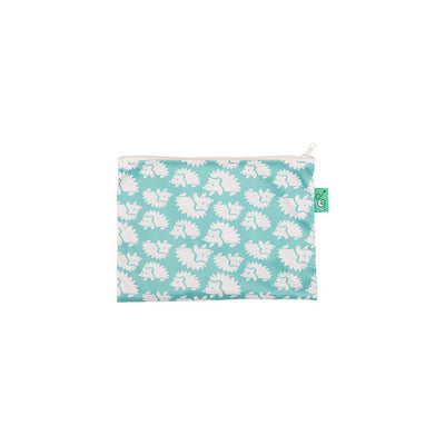 TotsBots Wipes Bag - Hedgehug-Nappy Laundry & Storage- Natural Baby Shower
