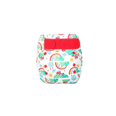 TotsBots + Frugi Easyfit Star Nappy - Happy Days-Nappies-Happy Days- Natural Baby Shower