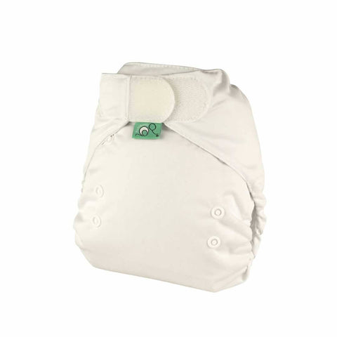 TotsBots Easyfit Star - 5 pack - White-Nappy Packs- Natural Baby Shower
