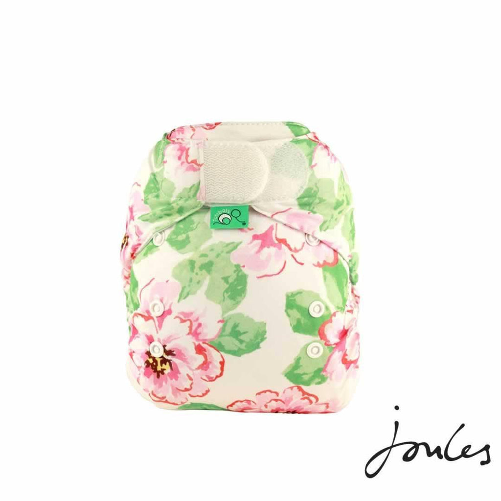 TotsBots Easyfit Star Nappy Annabella Floral by Joules