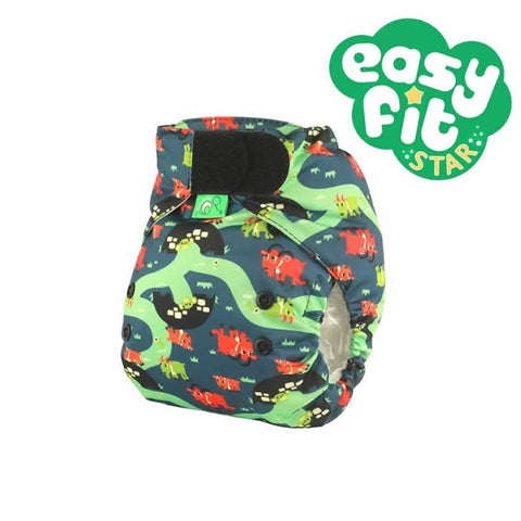 TotsBots Easyfit Star Nappy Billy Goats Gruff