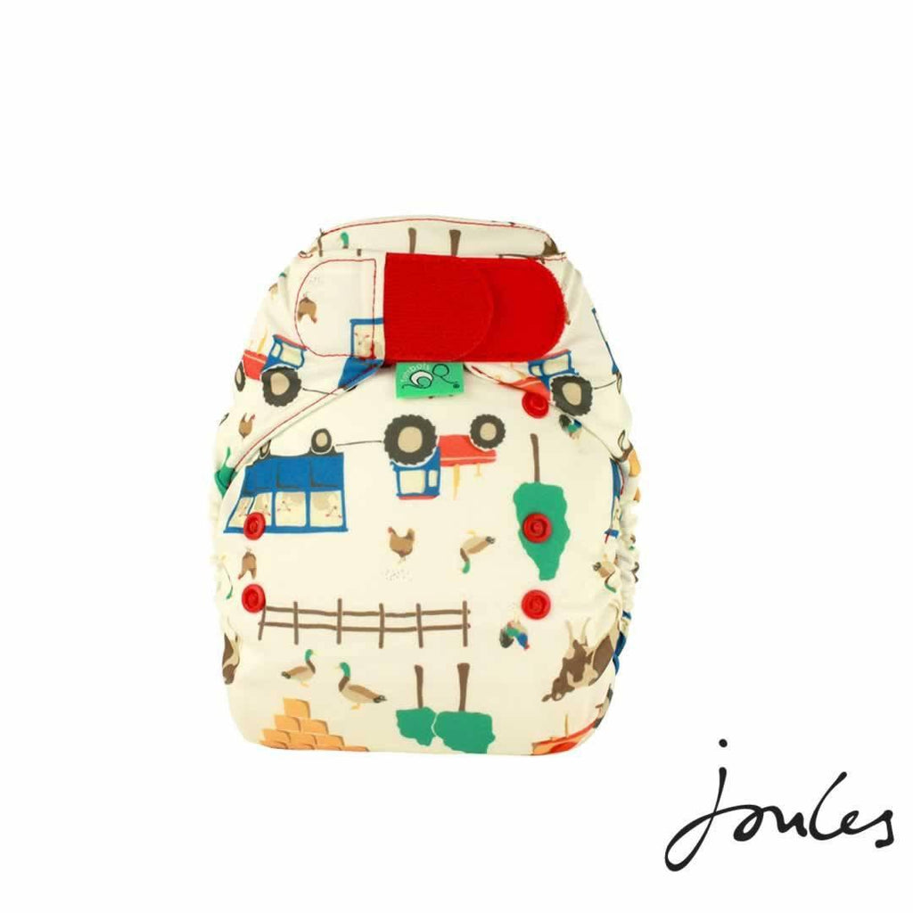 TotsBots Easyfit Star Nappy Farmer Joules by Joules