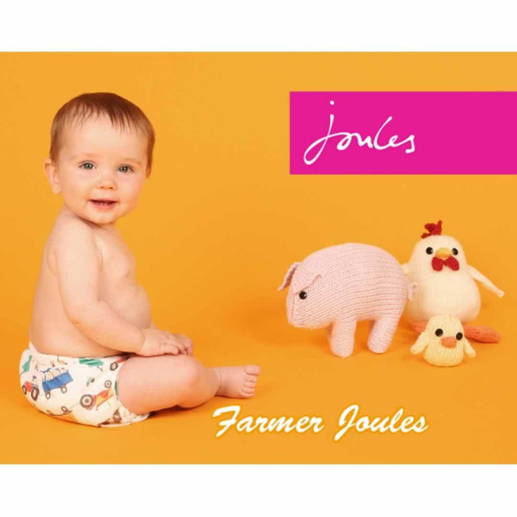 TotsBots Easyfit Star Nappy Farmer Joules by Joules Lifestyle