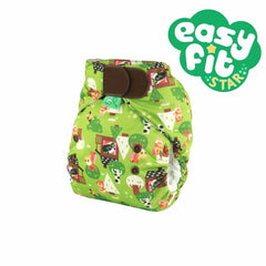 TotsBots Easyfit Star Nappy Little Red Riding Hood