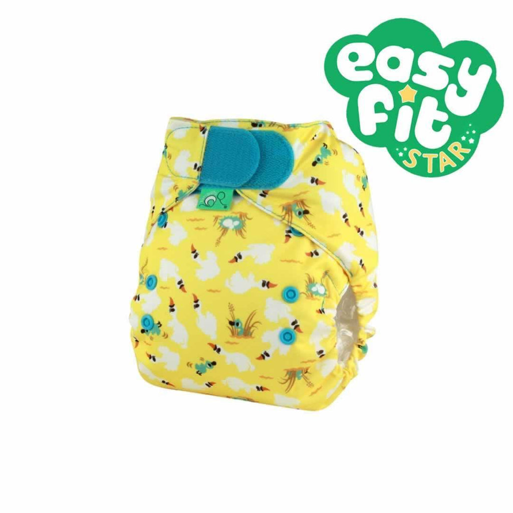 TotsBots Easyfit Star Nappy Ugly Duckling