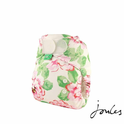 TotsBots Easyfit Star Nappy Annabella Floral by Joules-Nappies- Natural Baby Shower