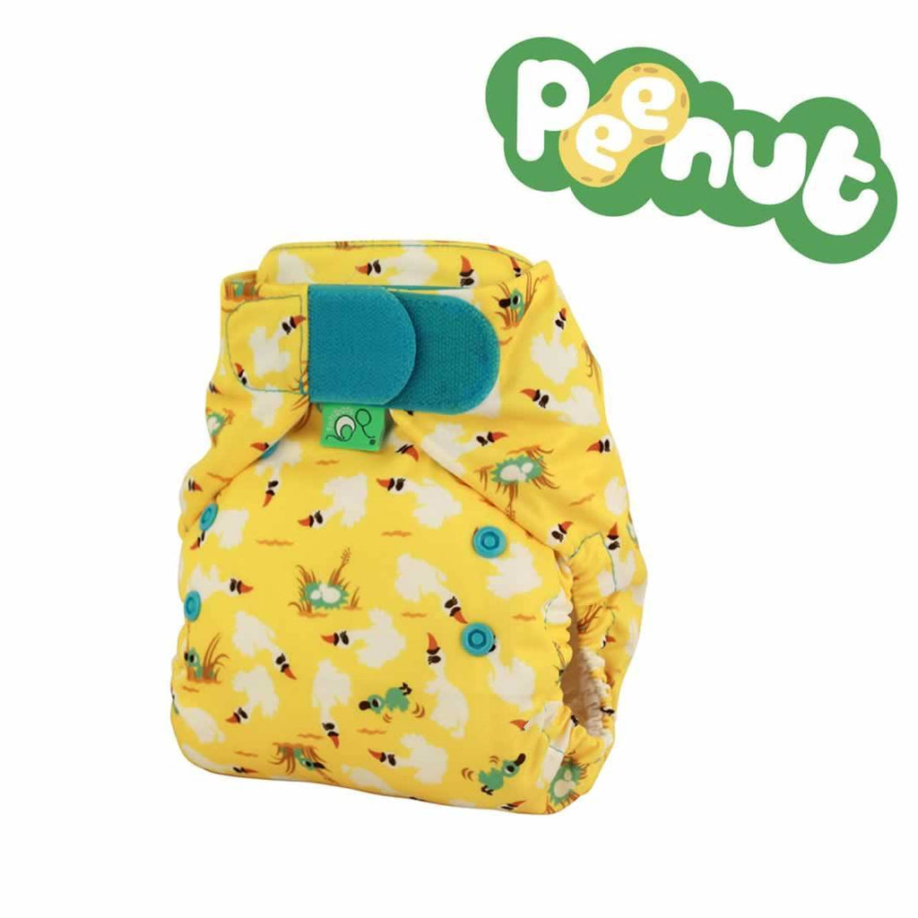 TotsBots PeeNut Wrap - Ugly Duckling - Nappy Wraps - Natural Baby Shower