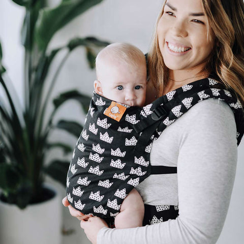 Tula Baby Carrier - Royal-Baby Carriers- Natural Baby Shower