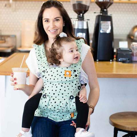 Tula Explore Carrier - Mint Chip-Baby Carriers- Natural Baby Shower